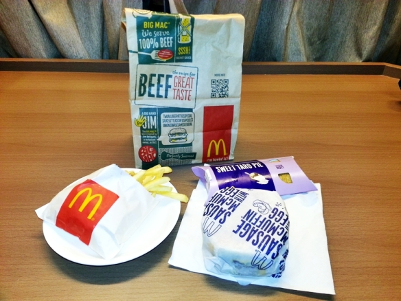Can Macdonalds Food Cause Wind